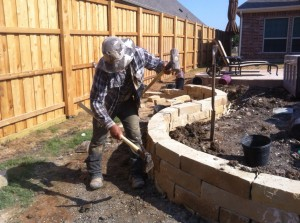 Need a retaining wall?